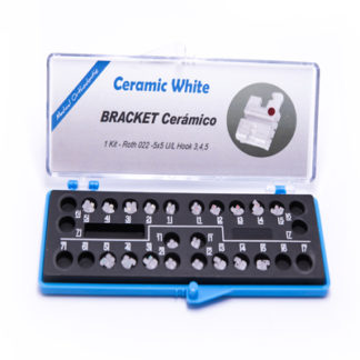 Bracket Ceramic White