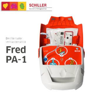 DESFIBRILADOR FRED PA-1