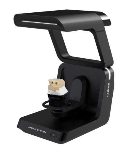 Escáner Modelos Dentales Opera 3D All Black Opera System